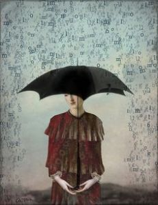 Leaving me speechless ~ artist: Catrin Welz-Stein